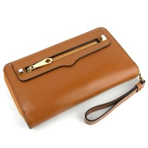 { REBECCA MINKOFF } Charging Wristlet for iPhone